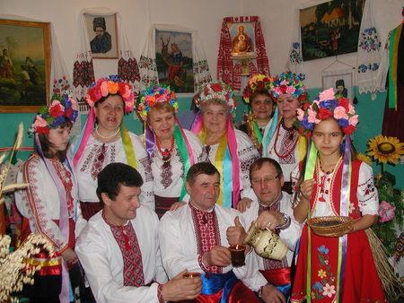 Украинцы Троицко-Печорска