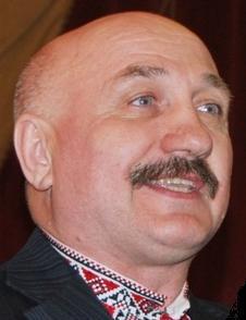 Председатель правления КРОО НКА 'Украина' Александр Павленко